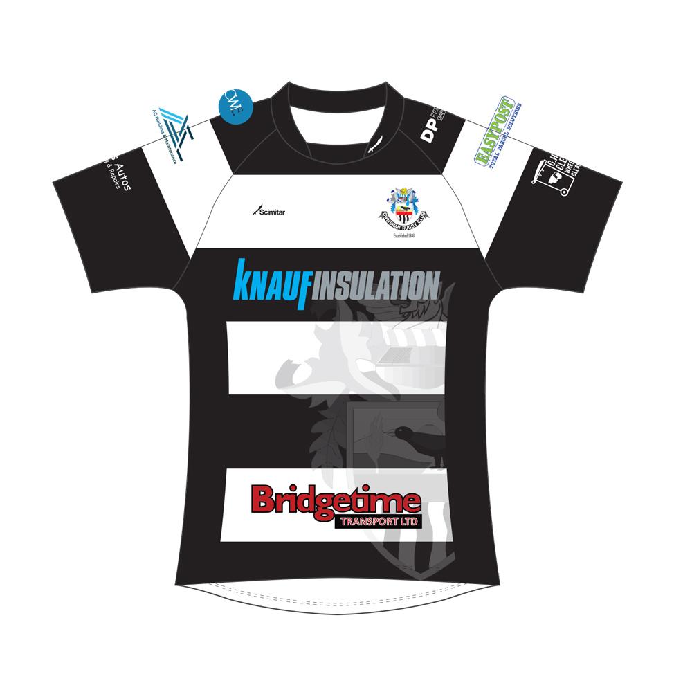 Junior Rugby Jersey