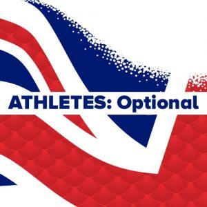 Athletes Optional